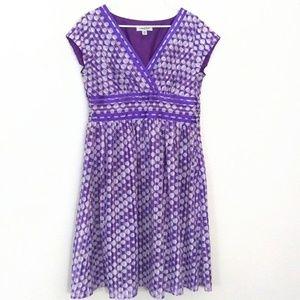 ❤Coldwater creek polka dot dress Size 10